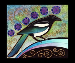 Animal Energy Magpie